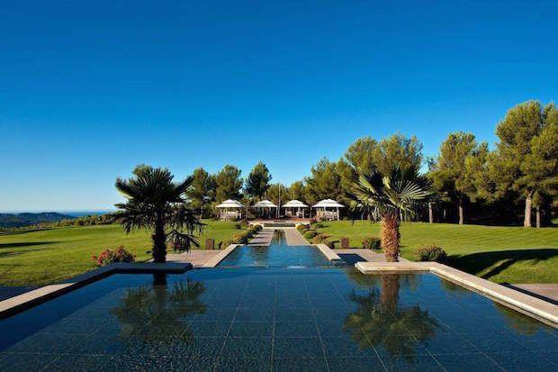 [Avis] L'Hôtel du Castellet *****, un séjour de rêve Spa