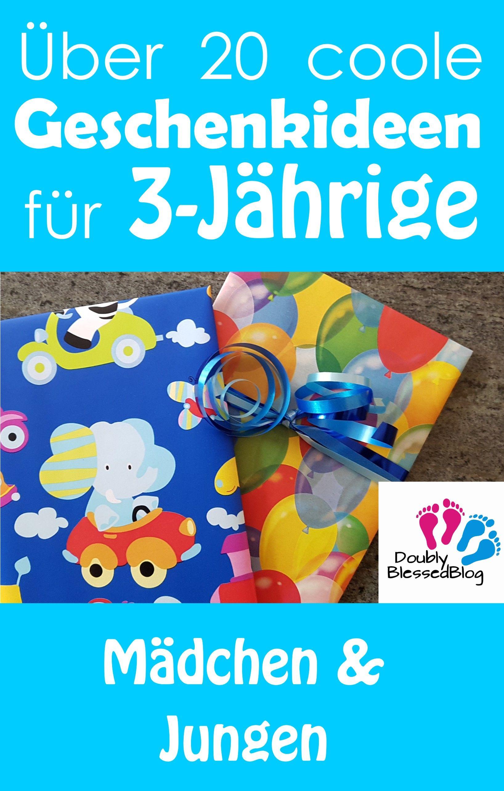 Geschenkideen für 3-jährige Mädchen und Jungen | Weihnachtsgeschenke ...