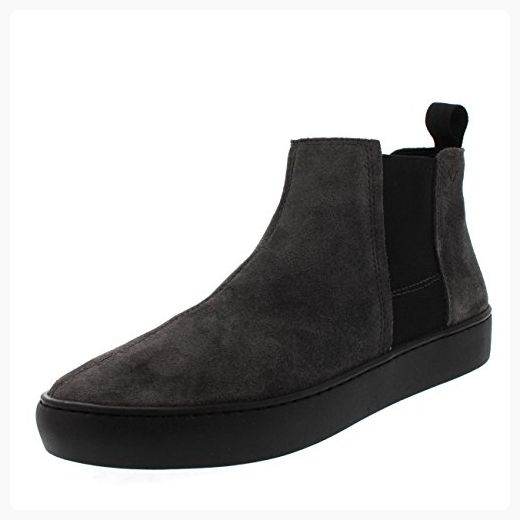 Womens Vagabond Zoe Winter Fashion Elastic Casual Suede Ankle Boots