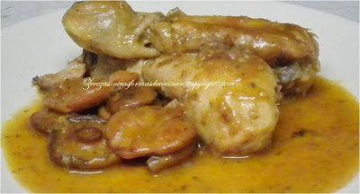 Cocinar Niscalos | Zerezas Otrasformasdecocinar Pollo Guisado Con Niscalos Recetas