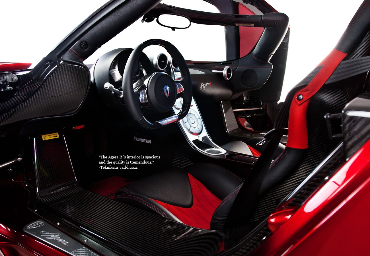 Koenigsegg koenigsegg agera r interior : If she says no to go for a ride in this you are in trouble ...