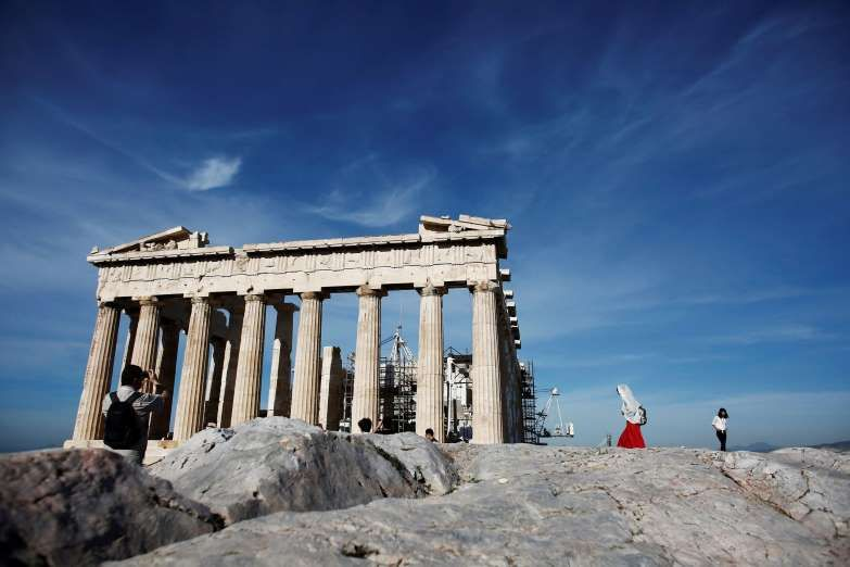 Acropolis - Athens, Greece - Tsironis/Bloomberg