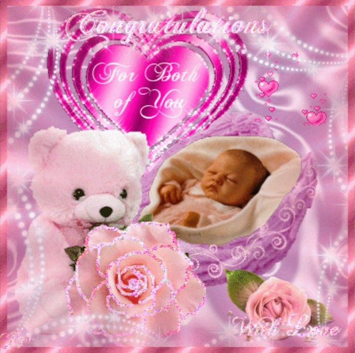congratulations for both of