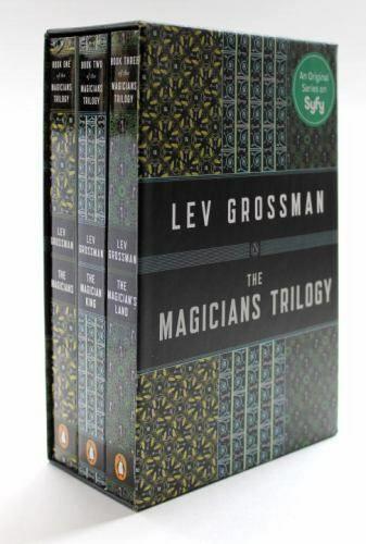 The Magicians Trilogy Set by Lev Grossman (2015, Paperback / Paperback)