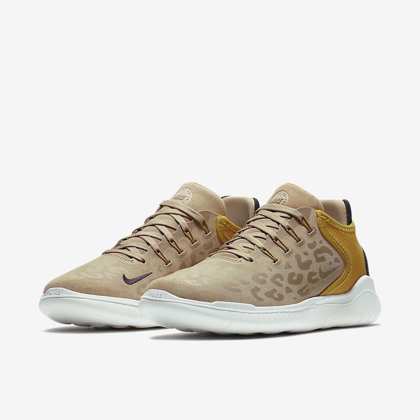 timeless design e8869 d9a09 Nike Free RN 2018 Wild Womens Running Shoe