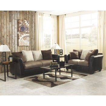 Get Your Masoli   Mocha   Sofa U0026 Loveseat At Price Busters Furniture,  Baltimore MD Furniture Store.