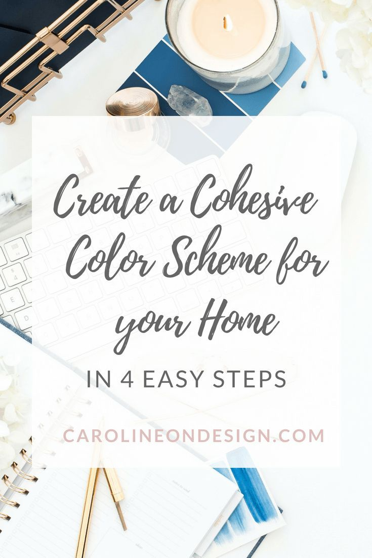 Advice From An Architect 10 Tips To Create A Cooler Home: 4 Easy Steps To Create A Cohesive Color Scheme In Your House