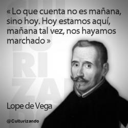 Frases De Lope De Vega