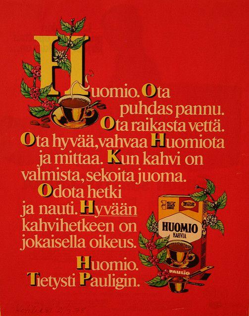 Huomio (1978)