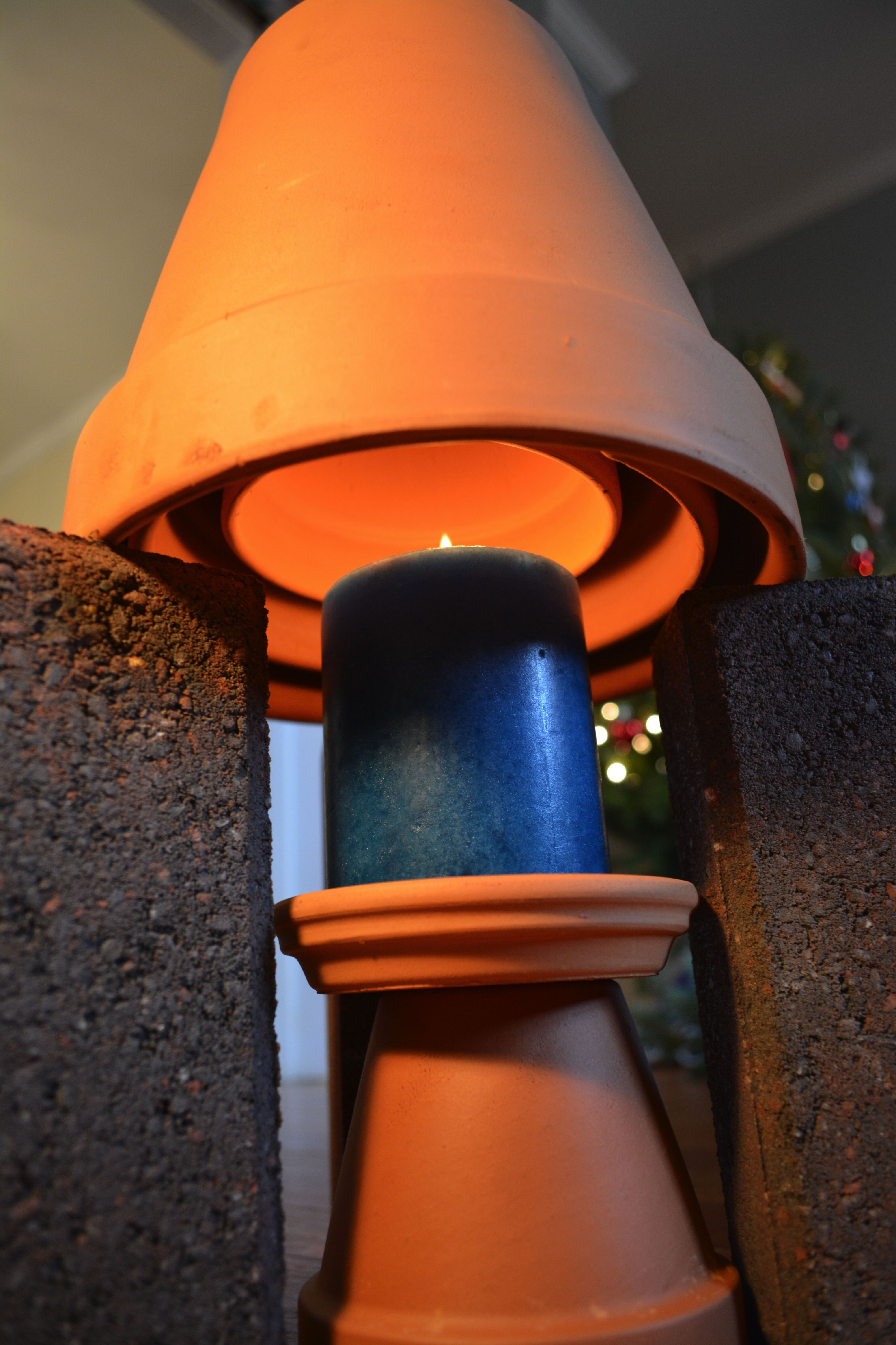 Pinterest & 10 Clay Pot Heaters-An Inexpensive Way To Warm Your Room ...