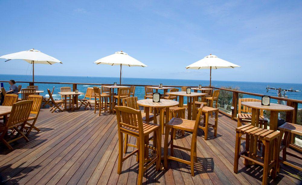 The Rooftop Lounge At Hotel La Casa Del Camino In Laguna