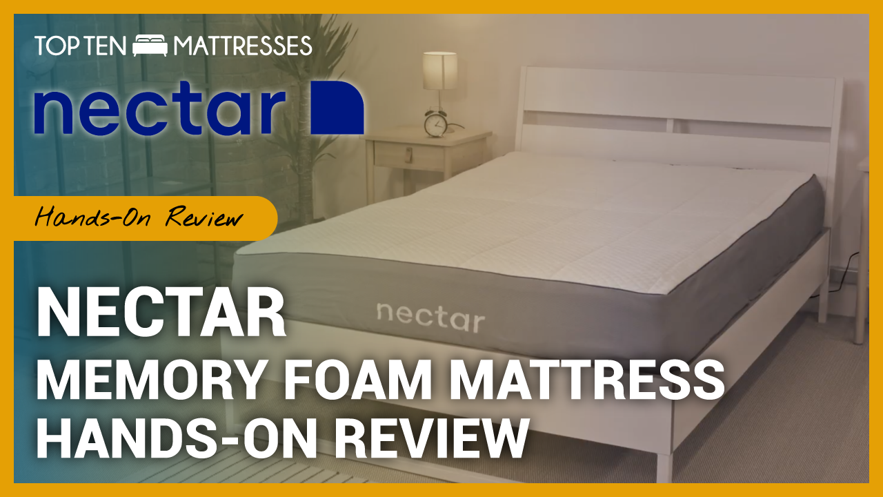 See What We Thought Of The Nectar Memory Foam Mattress In Our