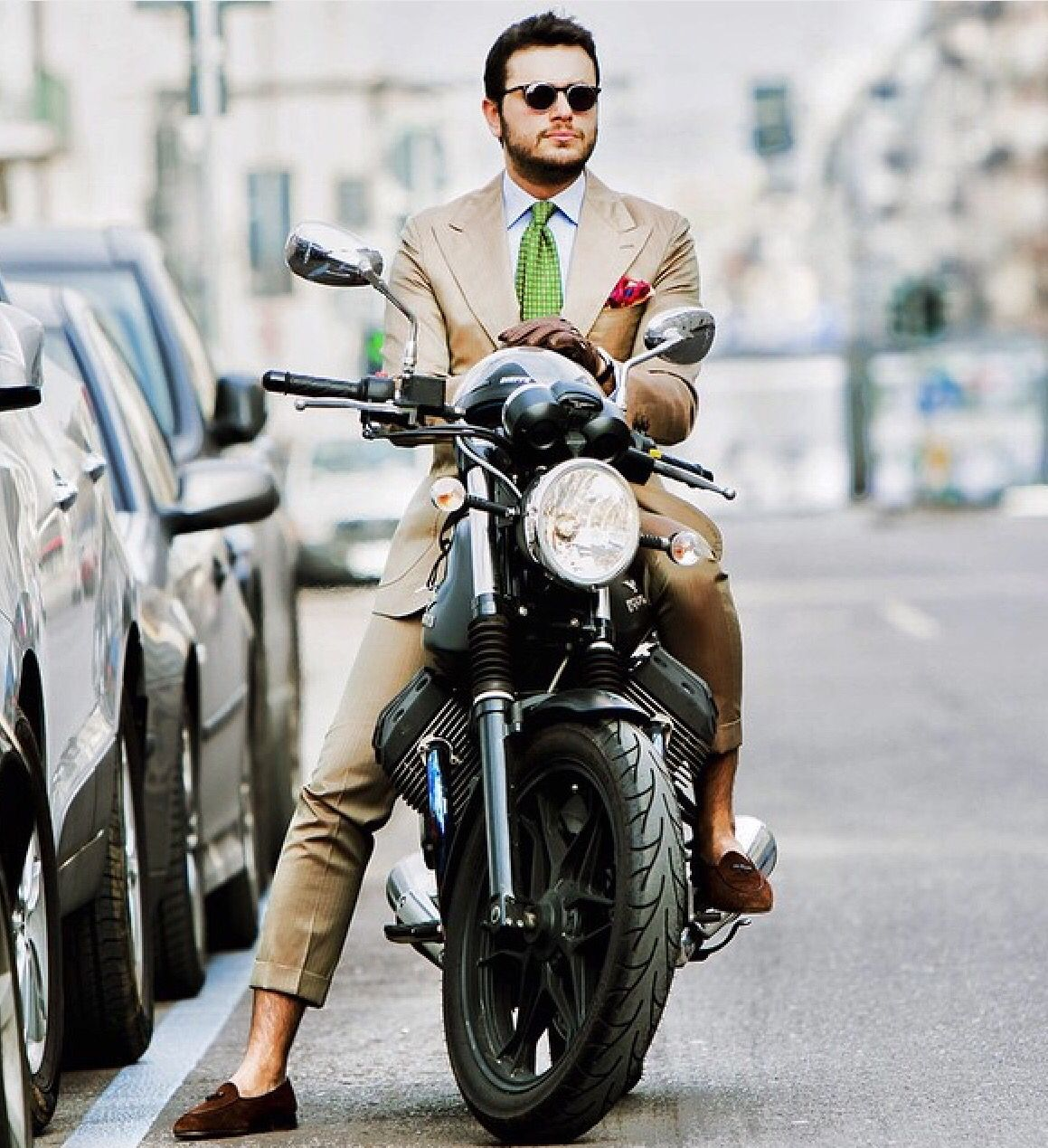 Italian style Mens fashion, Moto guzzi, Style