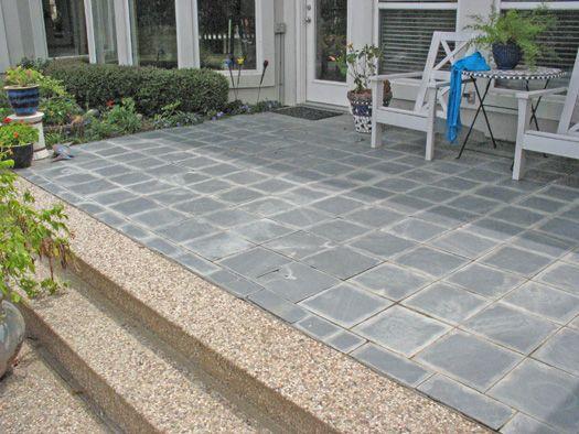 A Concrete Patio Resurface Project In Prosper, TX   Solcrete.com