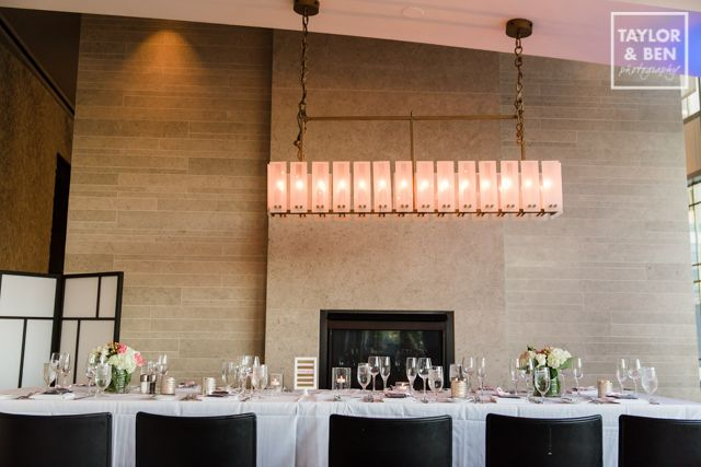 A Summer Wedding at Le Meridien Arlington
