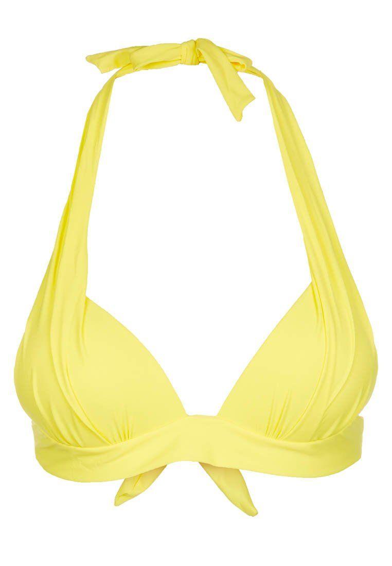 Maho spring bikini top citron my wardrope pinterest bikini