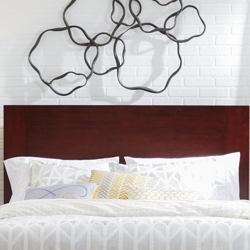 Everdeen Handcrafted Tufted Upholstered Panel Headboard Panel