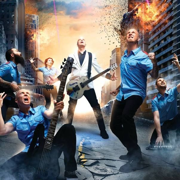 Rapid Review Devin Townsend Project Z Sky Blue And Dark Matters