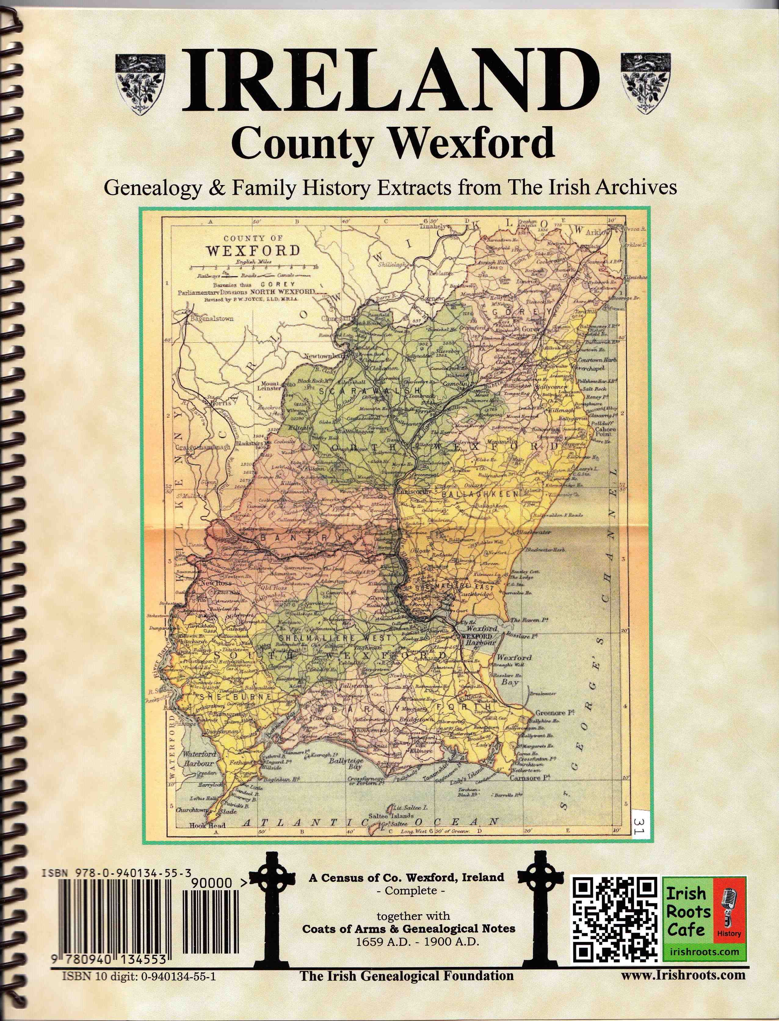 County Wexford Ireland Genealogy And Family History Notes From My