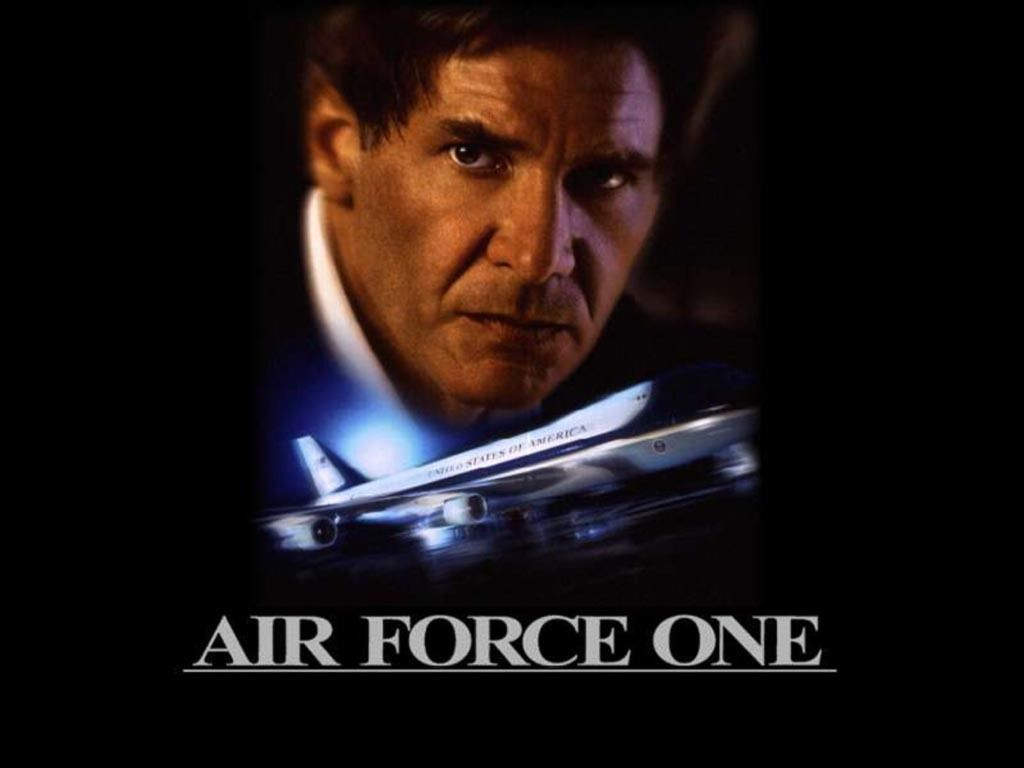 1997. Hijackers seize the plane carrying the President of the United States and his family, but he relies on his military training to take them down. Harrison Ford and Gary Oldman square off in this high altitude thriller.