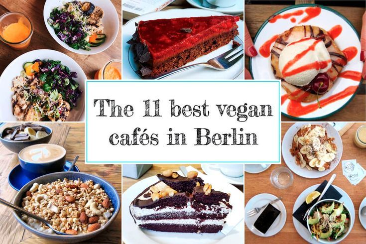 Our list of the 11 best vegan cafés in Berlin - including Brammibal's Donut... -