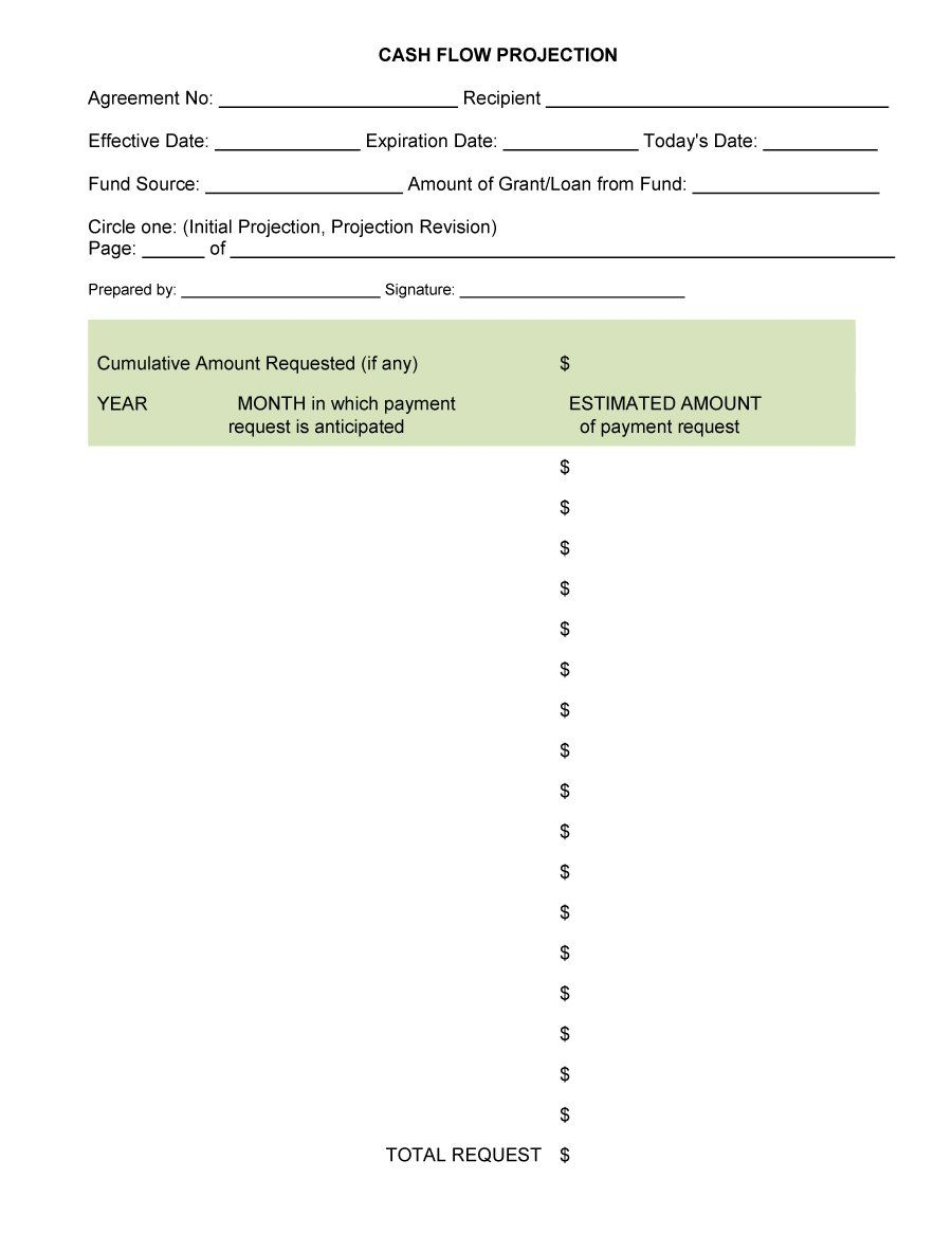Best 3 cash flow statement template free download you