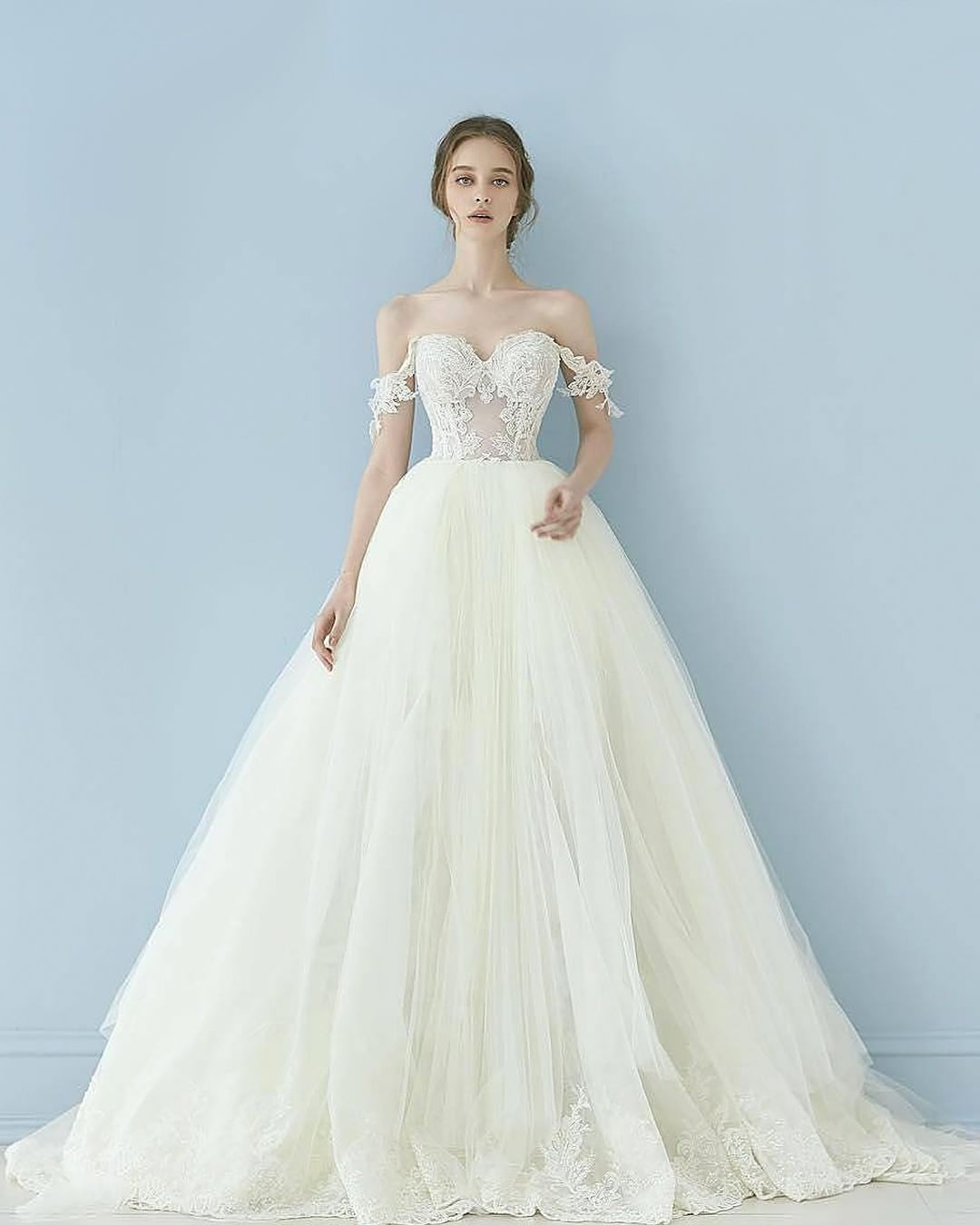 Unique Blush Lazaro Wedding Dress Crest - All Wedding Dresses ...