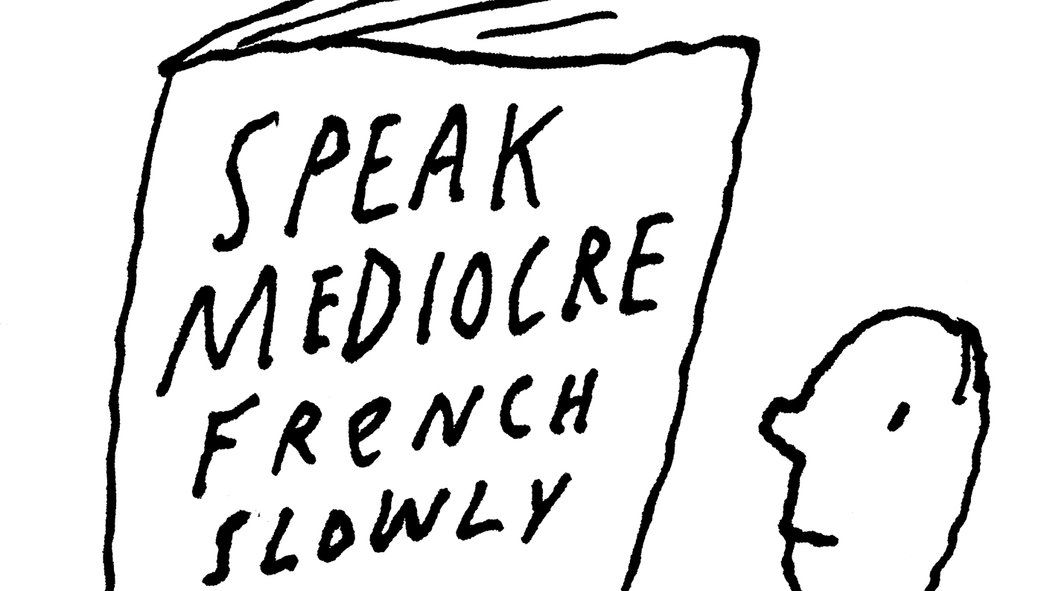 The Benefits of Failing at French (work out your brain by