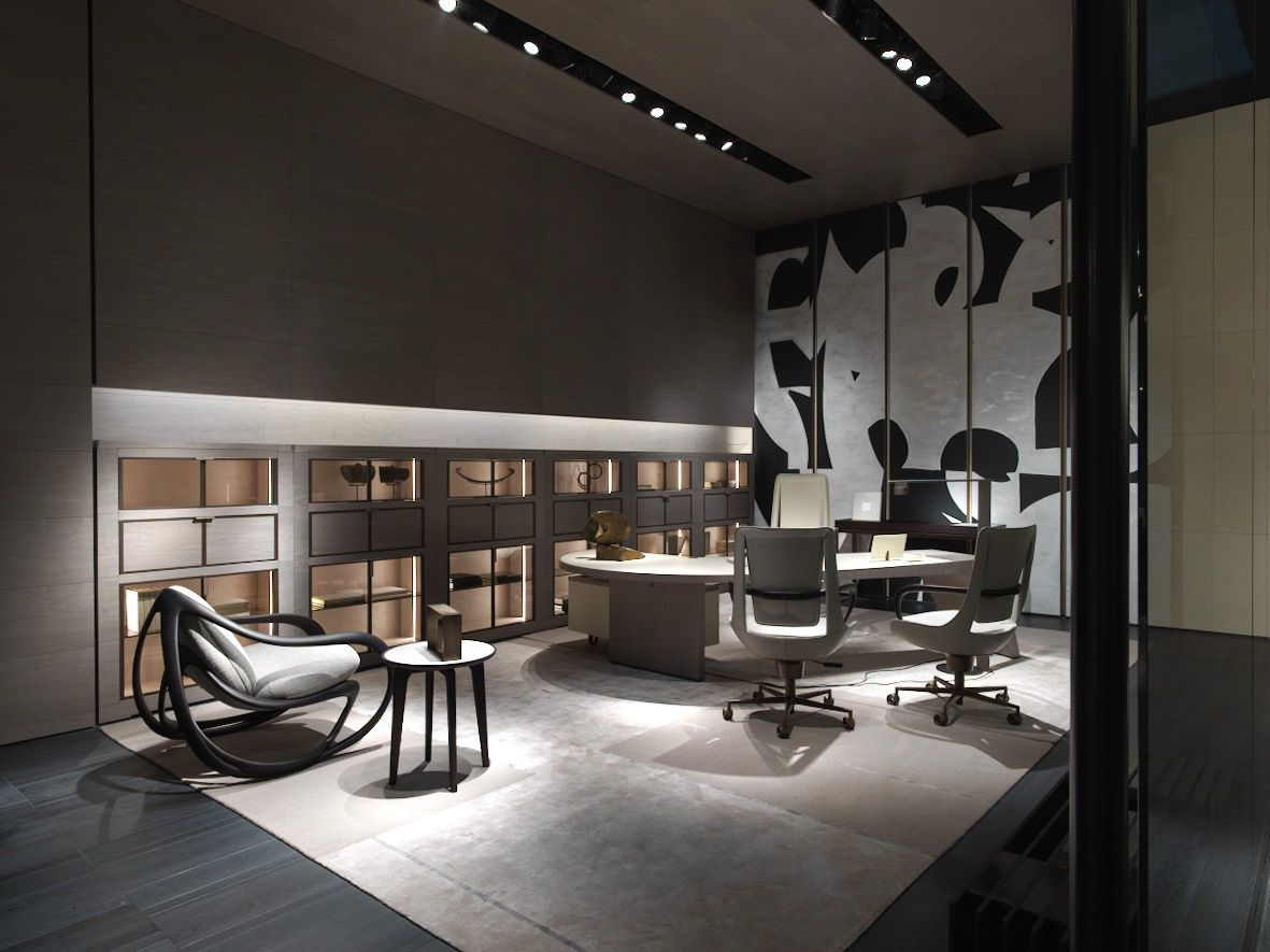 Booth Salone del Mobile in Milan (2018)