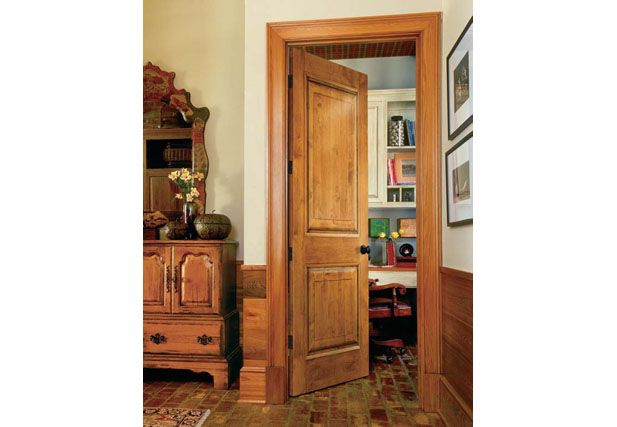 Estate Collection Custom Wood Interior Door Inspired By Old World Architecture Quality Homes
