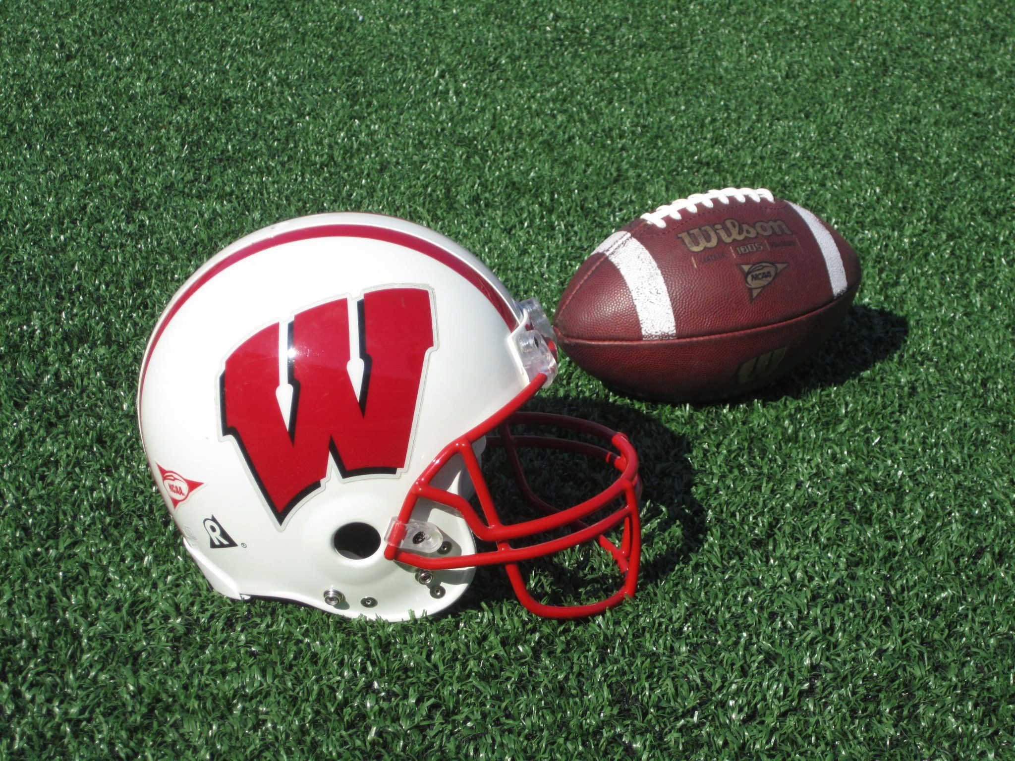 Wisconsin Badgers Football! Lets go! Badger football