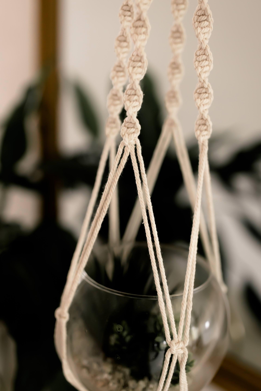 Photo of Makramee selber machen? So knotet man Blumenampel, Wandbehang & Co. – Life und Style Blog aus Österreich