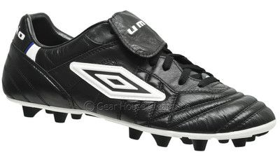 huge discount 2042e 509dc Umbro Speciali A FG Mens Soccer Cleats Black K-Leather (13) New, Made in  Italy