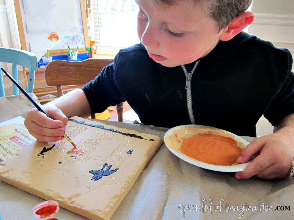 Art In History Craft Kit Review Amp Giveaway