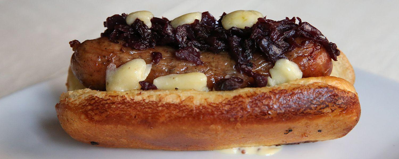 Bangers & Irish Cheddar Recipe Braised cabbage, Irish