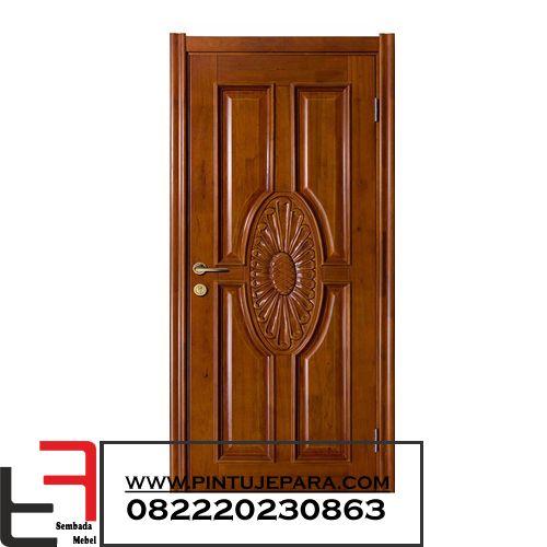 Wood Carved Wood Door