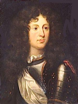 La Maupin Louis Prince Of Monaco Noble Ranks
