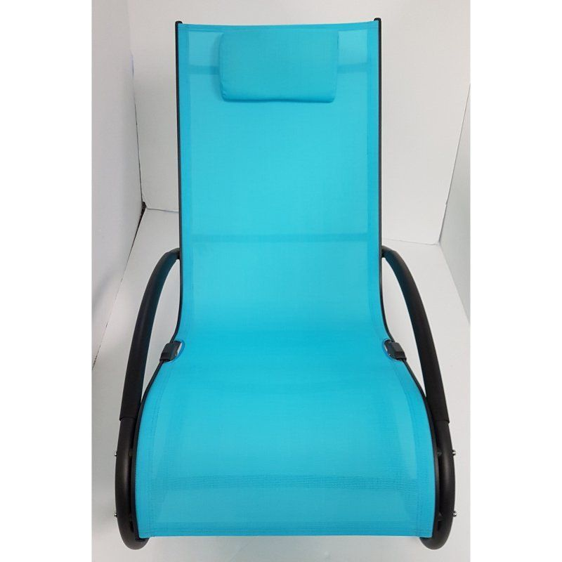 Dura Housewares Cruise Sling Outdoor Rocking Chair - 3986