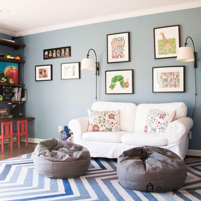 Den Playroom Ideas: Kids Wall Decor, Playroom Decor