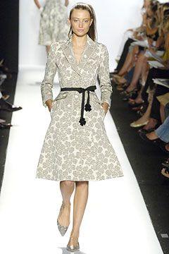 Oscar de la Renta | Spring 2006 Ready-to-Wear Collection | Style.com