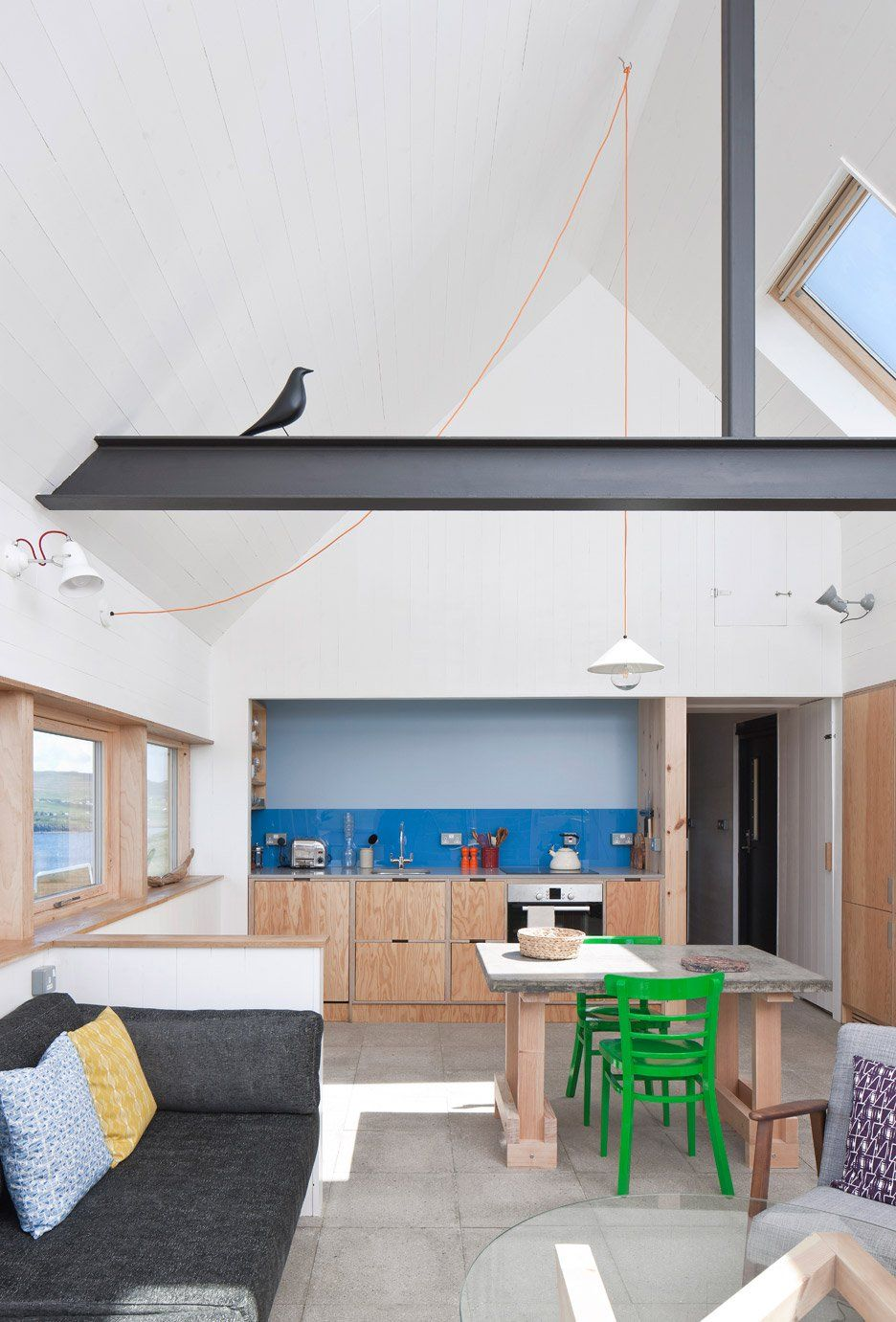 Tinhouse by Rural Design | Scottish holiday home ideas | Pinterest ...