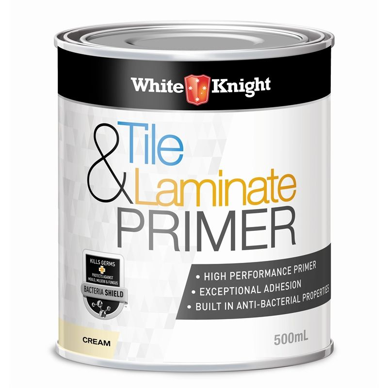 White Knight 500ml Tile And Laminate Primer Design