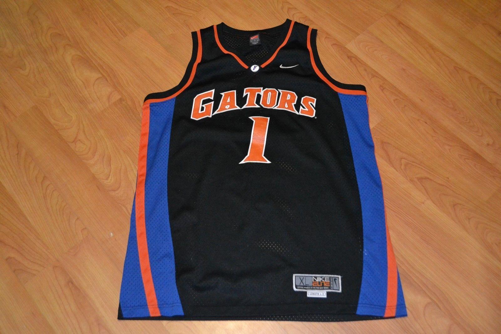 best website 34643 8c6d6 University Of Florida Gators Nike Elite Sewn Basketball ...