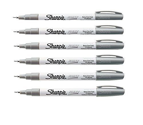 Sharpie Oil Based Paint Marker Extra Fine Point Single