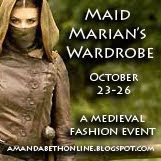 Bramblewood Fashion   Modest Fashion & Beauty Blog: DIY ❘❘ How to Make BBC's Maid Marian's Nightwatchman Mask