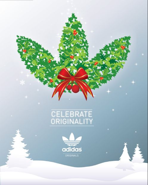 violín sobras es suficiente  Pin by MIKE BROWN on adidas stuff | Christmas poster design, Christmas  poster, Adidas wallpapers