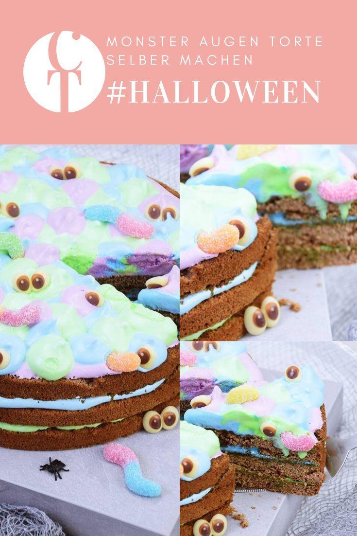Furchtsame Halloween-Nahrungsmittelideen für Ihre Party   - Halloween - DIY & Ideen -
