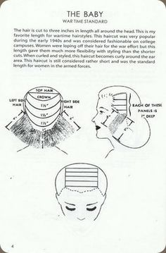Vintage Middy Haircut Google Search Vintage Hairstyles Vintage Haircuts Hair Styles