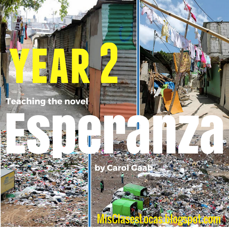 I just finished teaching the novel Esperanza by Carol Gaab for the fourth  time in two yea… | Learning sight words, Spanish reading comprehension,  Learning spanish