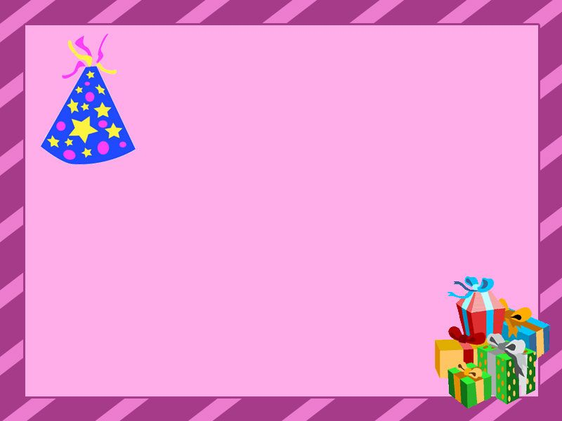 Kids Birthday Card | Templates Are Great For All Parties Not Just